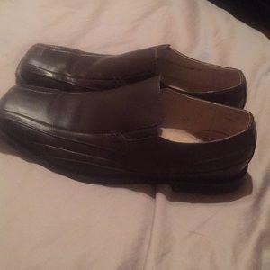Men's Brown Stacy Adam's shoes